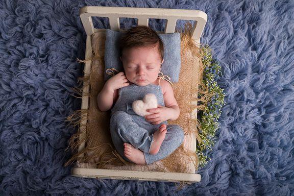 Franquicia de fotografía recién nacidos